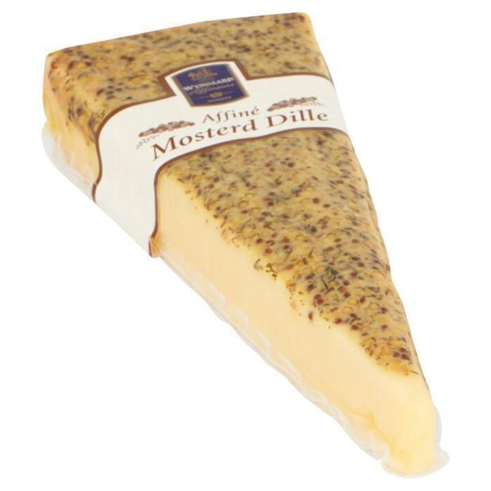 Kaas met mosterd-dille topping (150g)