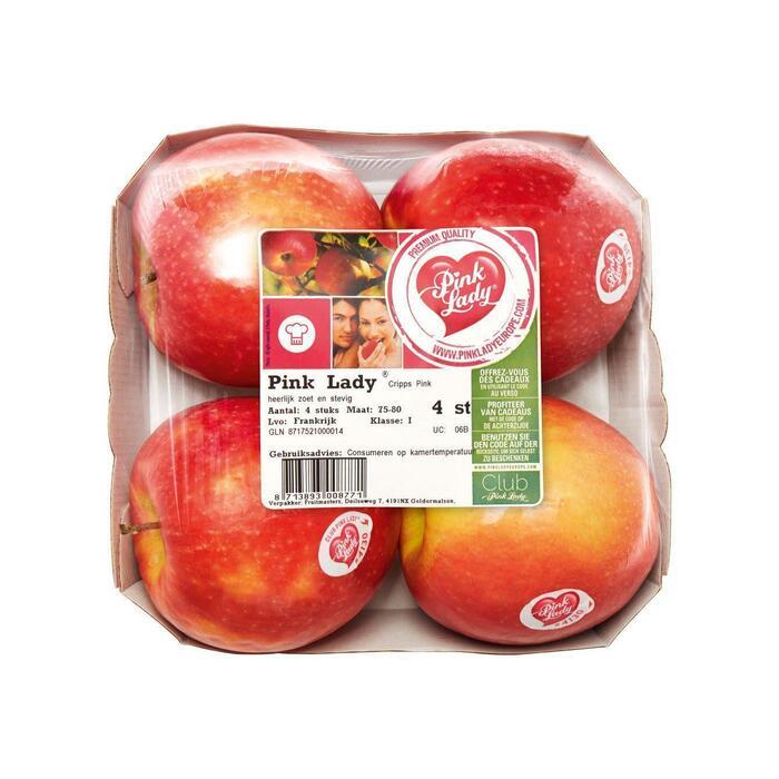 Pink Lady appels (4 × 750g)