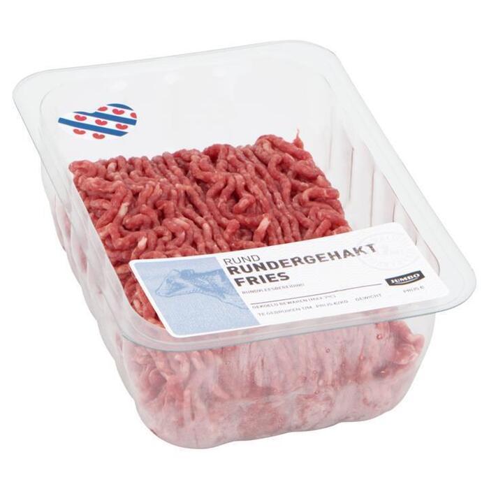 Fries Gekruid Rundergehakt (bak, 440g)