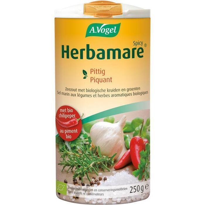 Herbamare kruidenzout pittig (250g)