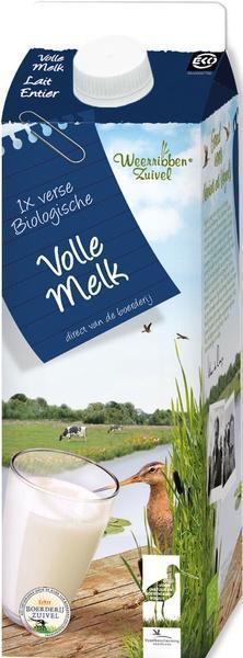 Volle melk (1L)
