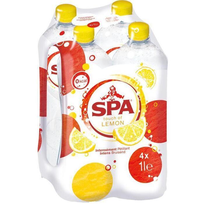 Spa Touch of lemon (4 × 1L)