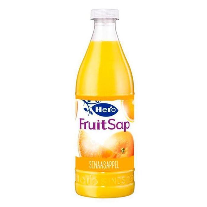 FruitSap Sinaasappel (Stuk, 0.9L)