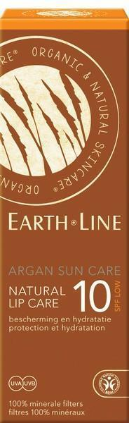Argan sun care natural lip care SPF 10 (10ml)
