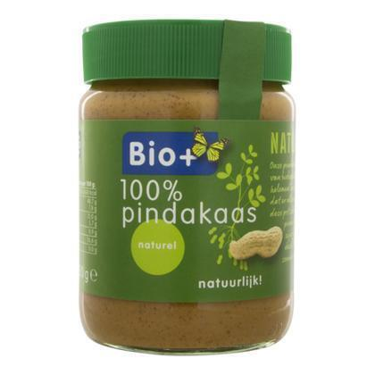100% Pindakaas naturel (350g)