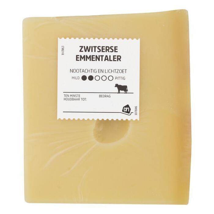 AH Zwitserse Emmentaler AOP 45+ voorverpakt (215g)