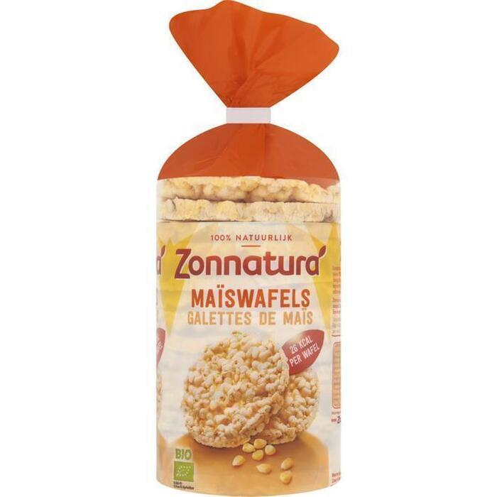 Wafel popcorn (eko) (Stuk, 100g)