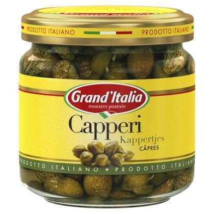 Grand'Italia, Kappertjes (pot, 95g)
