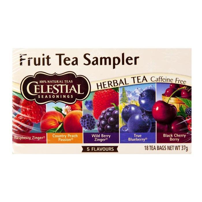 Fruit Tea Sampler (zakjes, 18 × 37g)