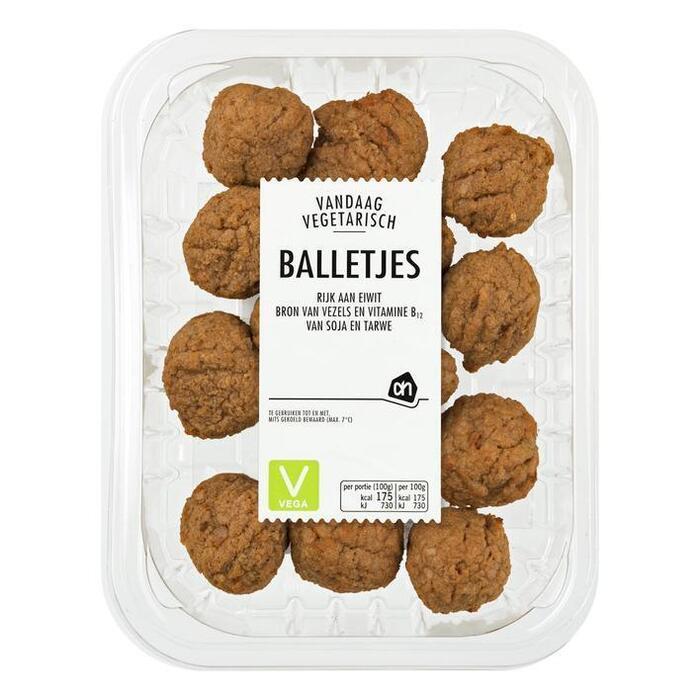 AH Fijn gekruide vegetarische balletjes (224g)
