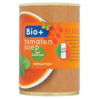 Tomatensoep met basillicum (blik, 42.5cl)
