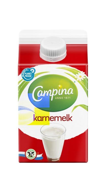 Karnemelk (pak, 0.5L)