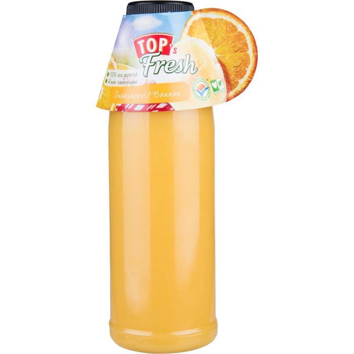 Sap sinaasappel/banaan (0.5L)