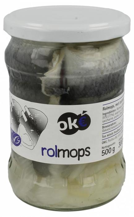 Rolmops, MSC (pot, 300g)