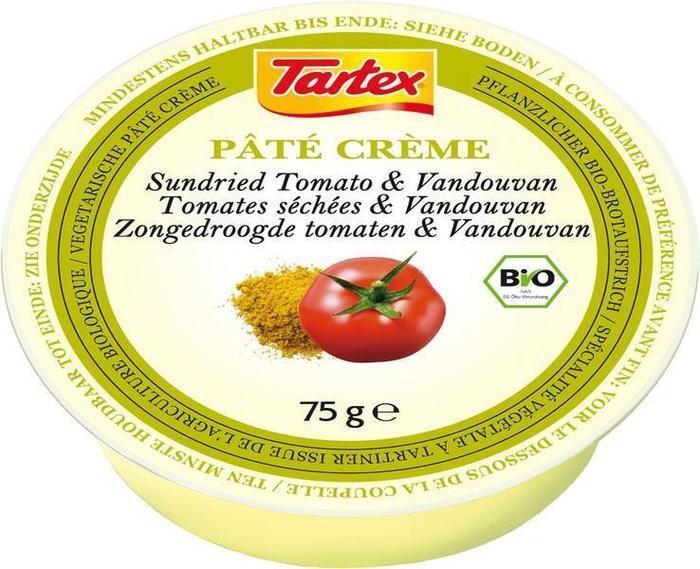 Paté zongedroogde tomaten (75g)