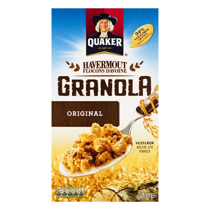 Havermout Granola Original
