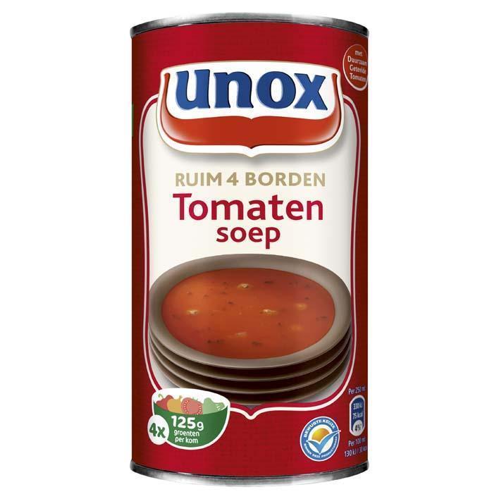 Geconcentreerde Tomatensoep
