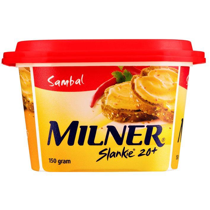 Slankie 20+ Smeerkaas sambal