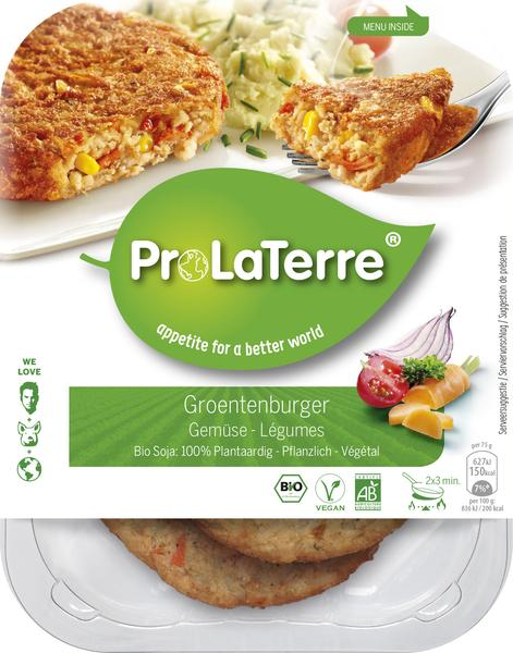 Groenteburger