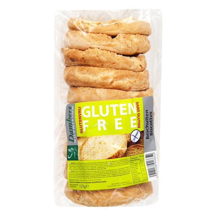Glutenvrije beschuit