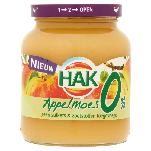 Appelmoes 0%
