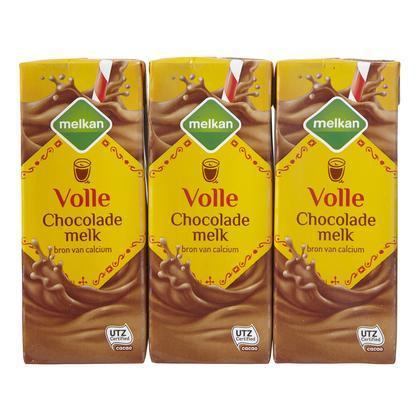 Volle chocolademelk