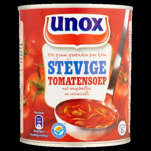 Soep in Blik Tomatensoep