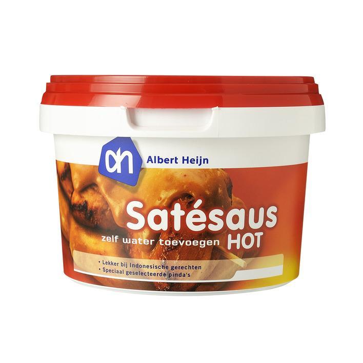 Sat�saus hot (500g)