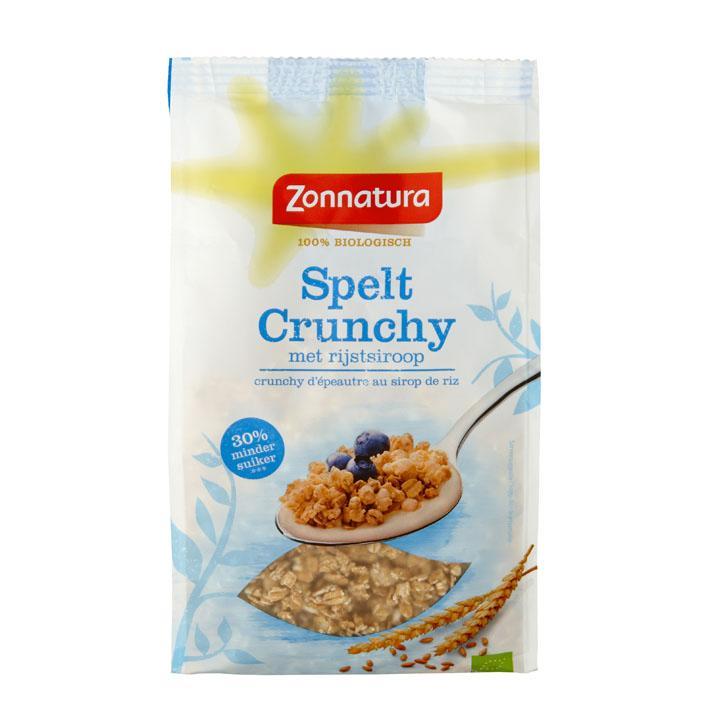 Spelt Crunchy met Rijststroop