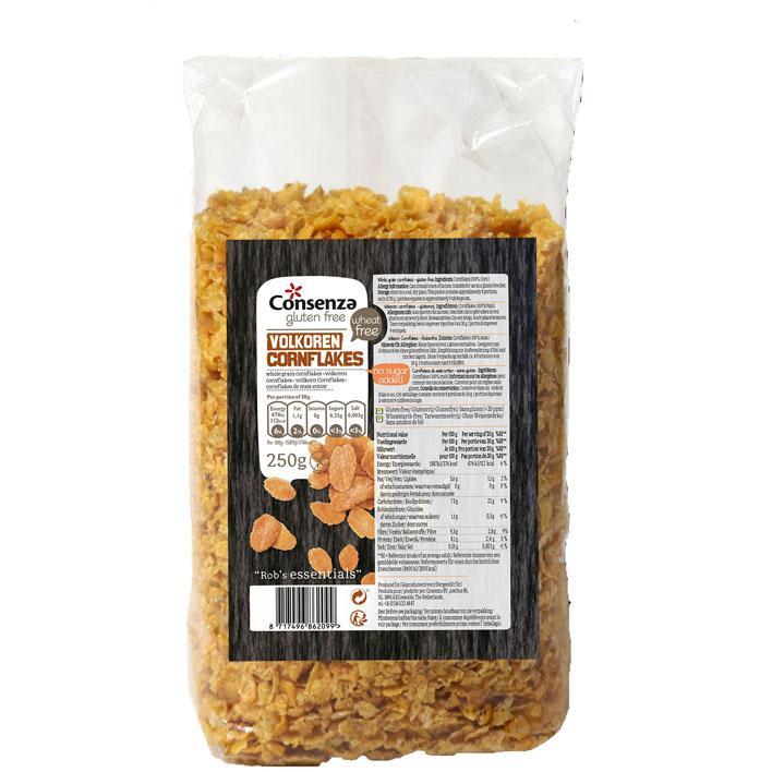 Vorkoren cornflakes