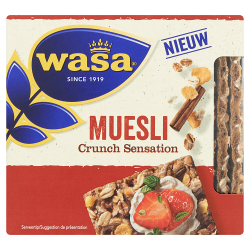 Muesli Crunch Sensation 220g