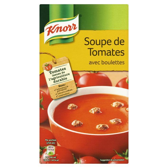 Classics Tetra Soep Tomaten en balletjes