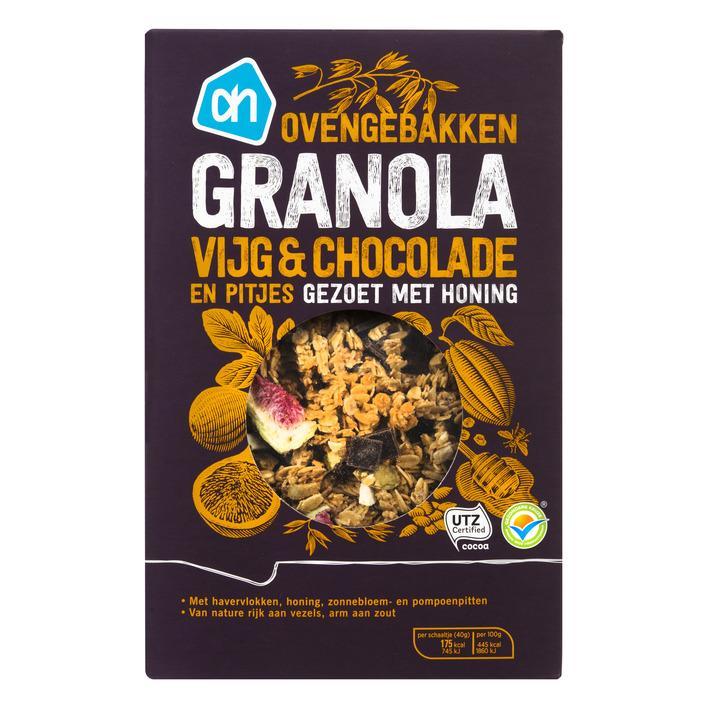 Ovengebakken Granola