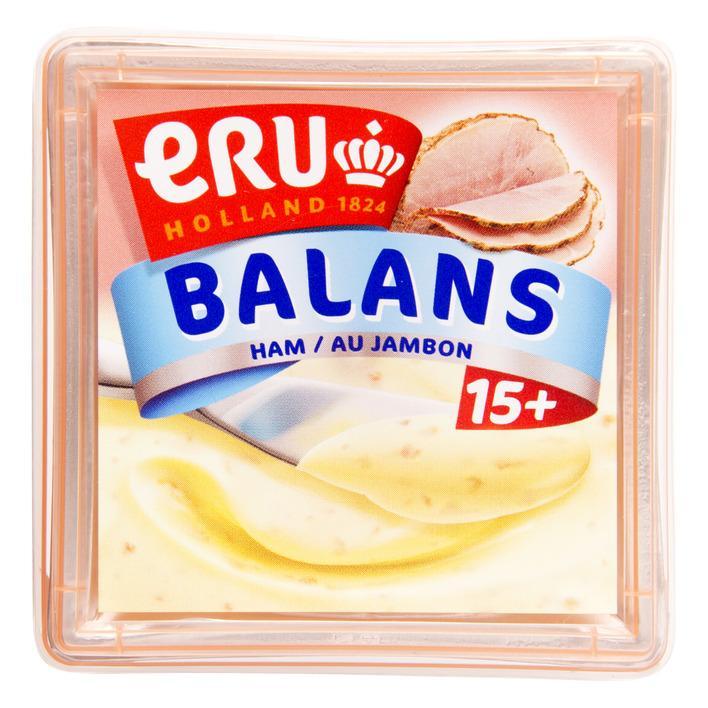 Balans ham met yoghurt