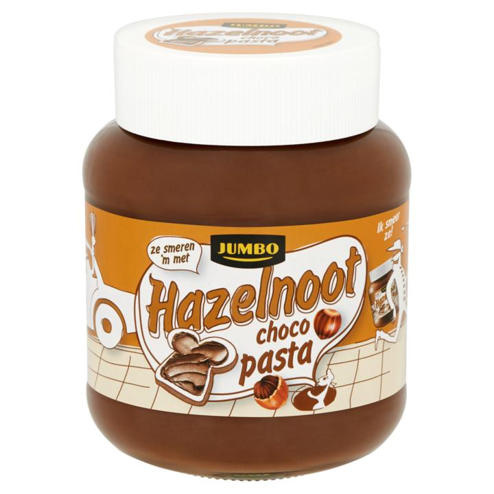 Hazelnoot Chocopasta