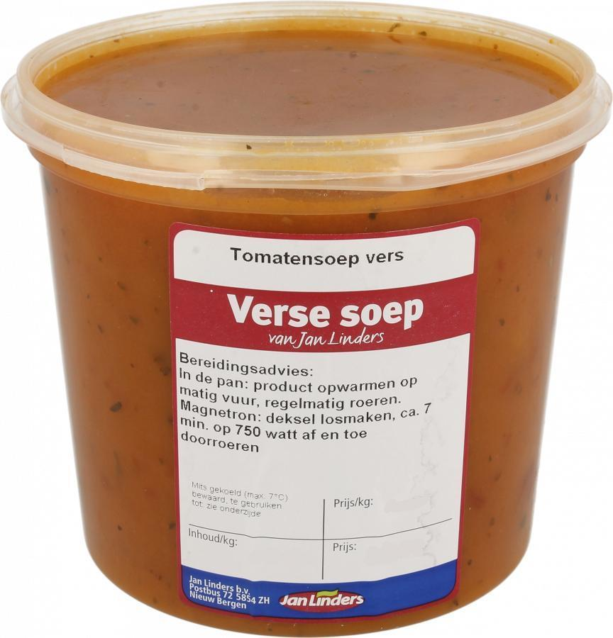 Tomatensoep vers