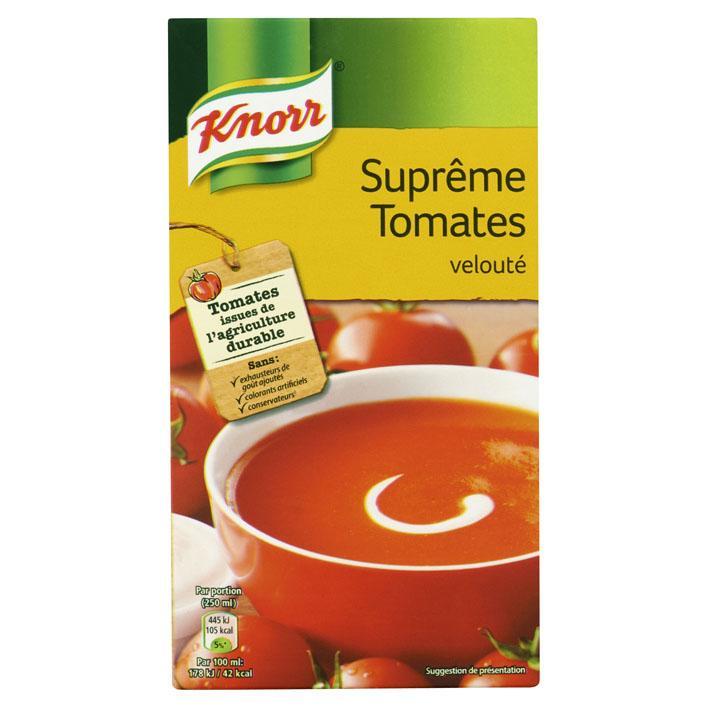 Classics Tetra Soep Tomaten Sup�me