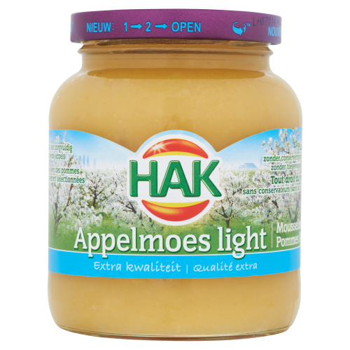 Appelmoes Light