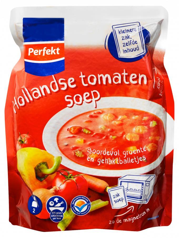 Hollandse tomaten soep