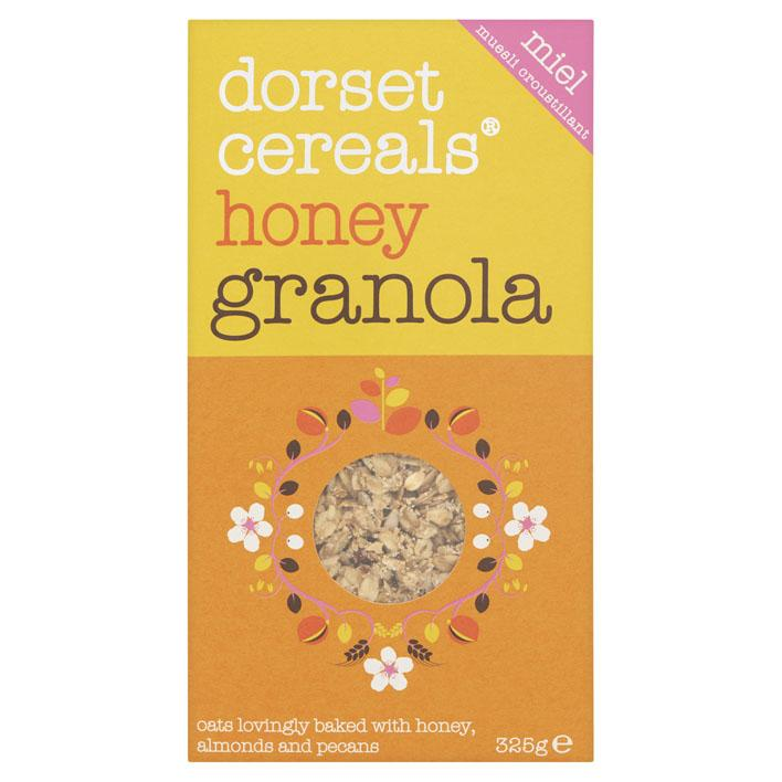 Honey-granola