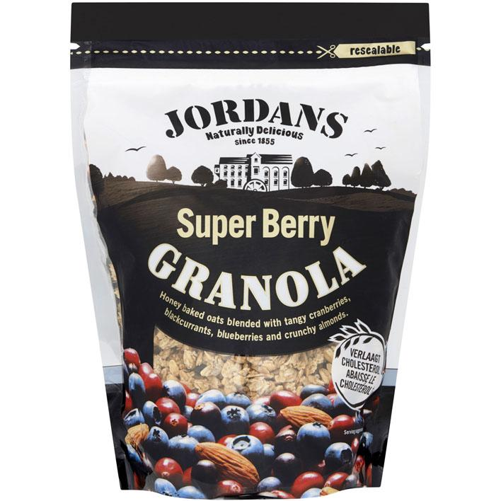 Super Berry Granola 500 g