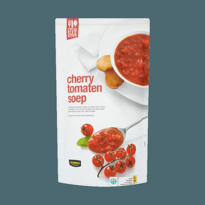 Thuis uit Eten Soep in Zak Cherry Tomaten Soep