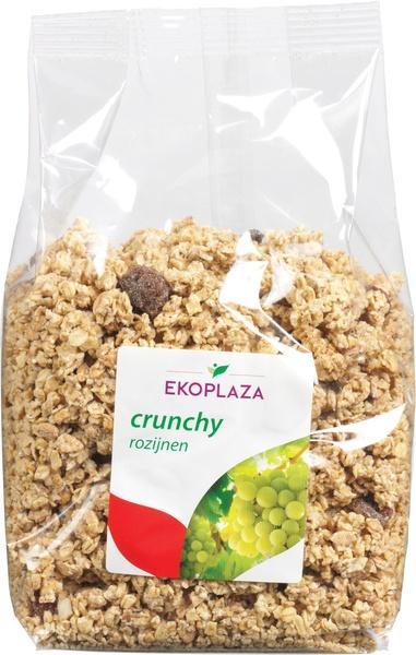 Crunchy rozijnen