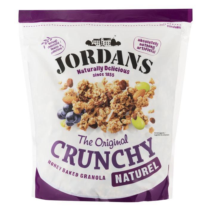 Crunchy naturel