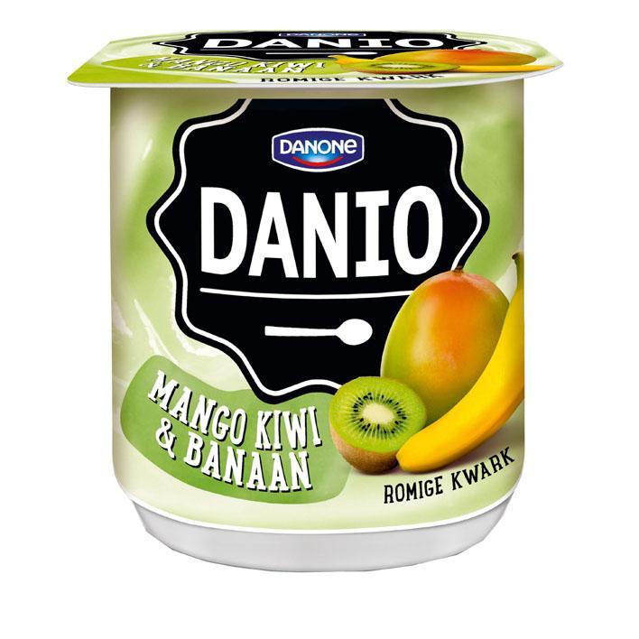 Mango, Kiwi & Banaan
