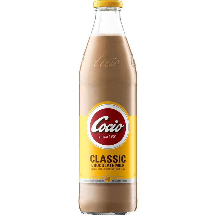 Classic Chocolate Milk