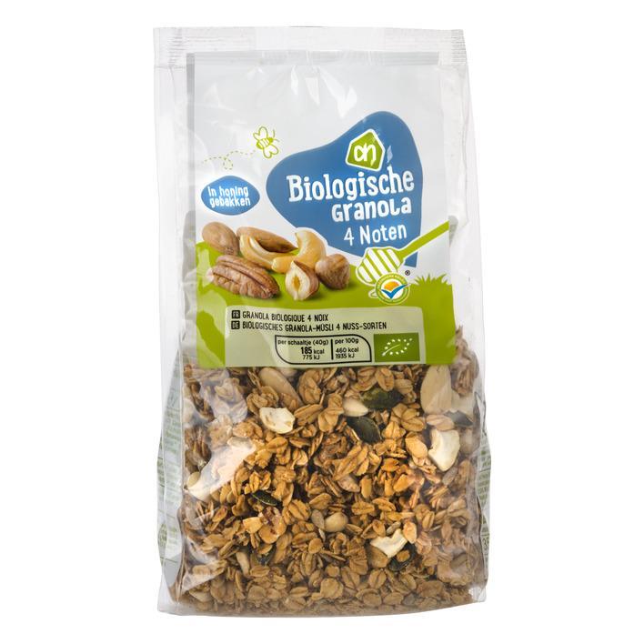 Biologisch Granola 4 noten