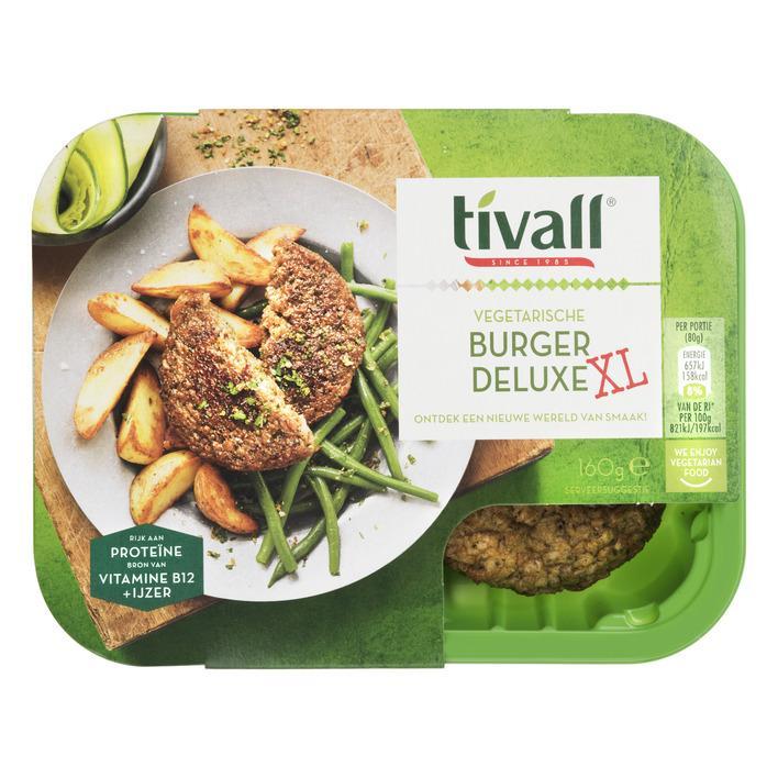 Tivall Burger de luxe XL