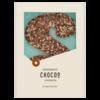 Chocoladeletter melk mini crisp (175g)