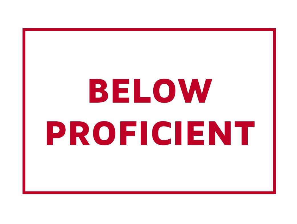 Nota Below Proficient del examen PMP